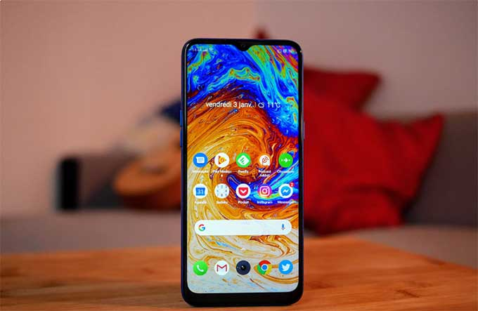 REALME 5 THE LOWER THAN 15000 BDT
