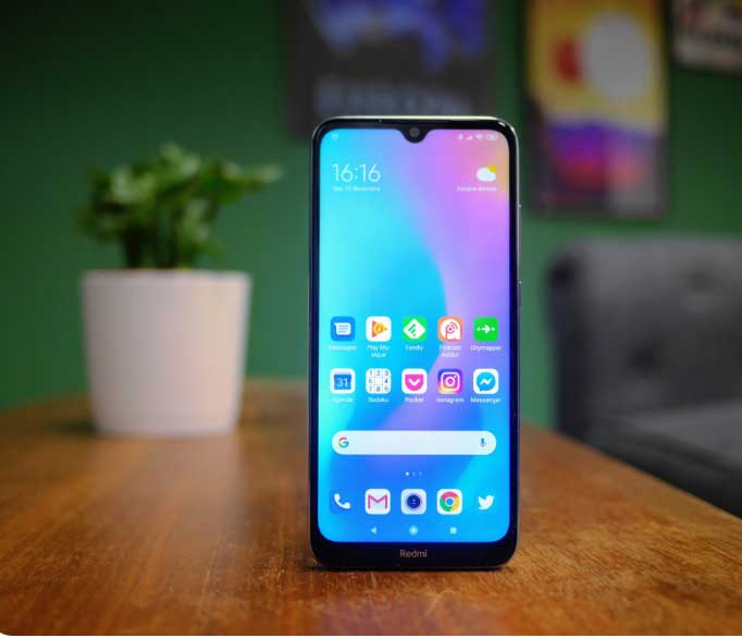 XIAOMI REDMI NOTE 8 less than 15000 BDT