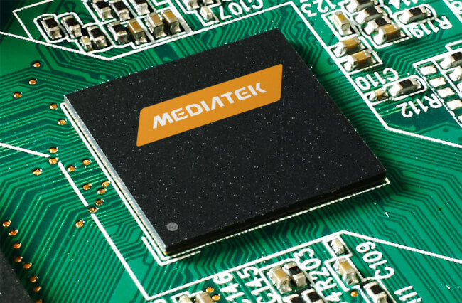 mediatek New Chips