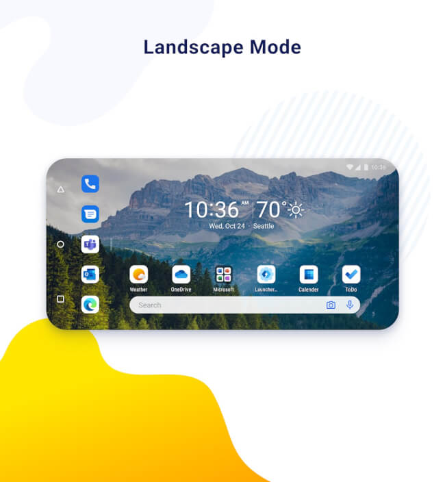 microsoft launcher android 2020