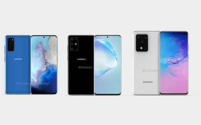 samsung galaxy s11 Series