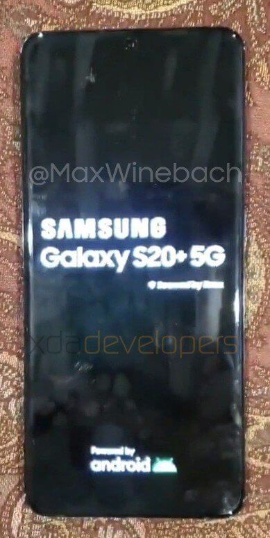 samsung galaxy s20 Picture