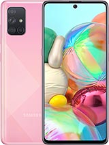 Samsung Galaxy A71 5G picture